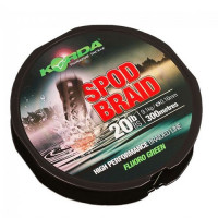 Fir Textil Korda Spod Braid Verde 9.1KG/016MM/300M