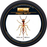 Inaintas PB Products de Abraziune Red Ant Snagleader 35 Lb. 80m