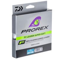 FIR DAIWA PROREX FC LEADER 0,14MM/1,7KG/50M
