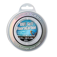 FIR SAVAGE SOFT FLUOROCARBON 049MM 15.2KG 35M