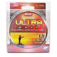 Fir ASSO Ultra Cast Galben Fluo 0.12mm 150m