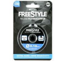 Fir Fluorocarbon Spro Reload Freestyle 0.28mm/5.15kg/15m