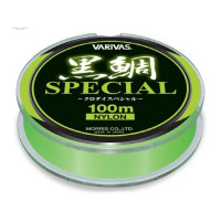 Fir Monofilament Varivas Kurodai Special Vep Flash Green 100m 0,260 MM