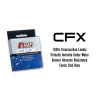 Fir P-LINE CFX FLUOROCARBONIO 50 M 0.19 MM 5LB CLEAR