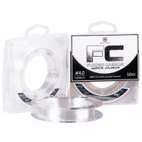 Fir fluorocarbon RTB FC FluoroCarbon Shockleader Clear 50m 0.158 MM