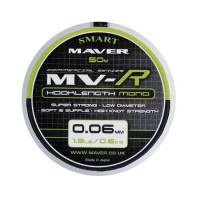 Fir monofilament Maver MV-R Hooklenght Mono 0.09mm/0.8kg/50m