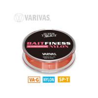 Fir monofilament Varivas Super Trout Bait Finesse Flash Orange 0.117mm/2.5lb/120m