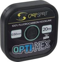 FLUOROCARBON CARP SPIRIT OPTI-MEX 0.40MM 23LB 10.5KG 20MT
