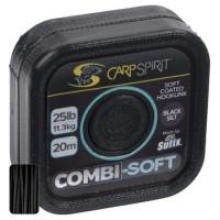 Fir Textil Carp Spirit Combi Soft Black Silt 20m 35lbs 15.90kg