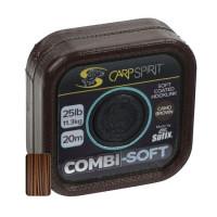 Fir Textil Carp Spirit cu Camasa Combi Soft Camo Brown 20m 25lbs 11.30kg