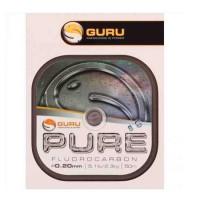 Fir fluorocarbon Guru Pure 0.22mm 50m