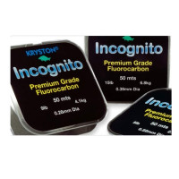 Fir fluorocarbon Kryston Super Incognito  20m 18 lbs