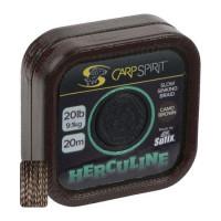 Fir textil Carp Spirit Herculine Braid 25lb/20m Camo Brown