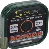 Fir textil Carp Spirit Riga Mortis 15 lb 6.8kg/20m Lo-Vis Green