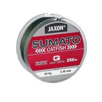 FIR TEXTIL JAXON SUMATO CATFISH 1000m 0.65mm