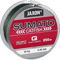 FIR TEXTIL JAXON SUMATO CATFISH 250m 0.36mm