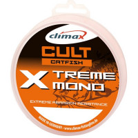 Fir Monofilament  Climax CULT CATFISH X-TREME MONO 500m 0.70mm 60lb