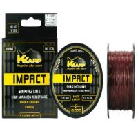 Fir Monofilament K-Karp Impact Shock Leader 0.60mm 100m