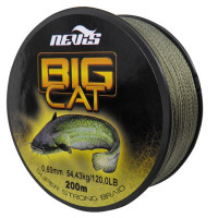 Multifilanet Nevis Big Cat 200m 0.80mm