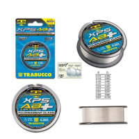 Fir monofilament Trabucco TF XPS Abrasion Plus 0,143mm/2,90kg/150m
