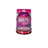 FIR CARP EXPERT METHOD FEEDDER PINK 0.25MM 200m