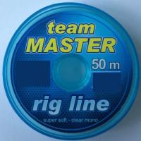 FIR MAGIC TEAM MASTER RIG LINE 50M 0.10MM 1.5KG
