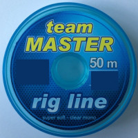 FIR MAGIC TEAM MASTER RIG LINE 50M 0.18MM 4.2KG
