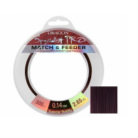Fir Dragon Specialist PRO Match & Feeder Line 300m 0.23mm - 6.45kg