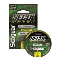 Fir Fluorocarbon Colmic Seaguar Secol Match 0.185mm 50m