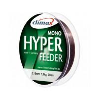 Fir monofilament Climax FIR HYPER FEEDER 250M 0.28mm Dark Brown