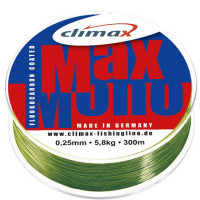 Fir monofilament Climax FIR MAX MONO OLIV 100m 0.16mm