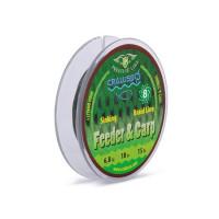 FIR TEXTIL CRALUSSO FEEDER&CARP 10M 20lbs