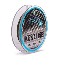 FIR TEXTIL CRALUSSO KEVLINE SINKING 10M 25lbs