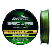 Fir Multifilament Nevis impletit Secure Braided 100m 0.23mm