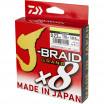 FIR DAIWA J-BRAID GRAND X8 YELLOW 020MM/16KG/135M
