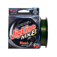FIR TEXTIL MOMOI JIGLINE MX8 VERDE 0.10MM -125MT