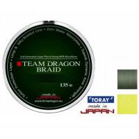 Fir Dragon Team Dragon Toray Braid 6.00 Kg/0.08 Mm/yellow Fluo