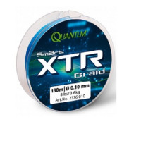 Fir Quantum Smart XTR Braid 0.12 mm 130 m Blue