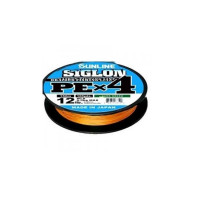 Fir Sunline Siglon PE x4 Orange 35LB 0.242mm