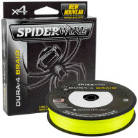 Fir Textil Spiderwire Dura 4 Galben 010MM/9.1KG/150M