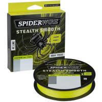 Fir Textil Spiderwire Stealth Smooth 8 Hi-Vis Yellow 0.06mm 5.4kg 150m