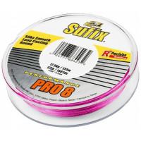 Fir Textil Sufix Performance Pro 8 Pink 275m 0.18mm/13.5kg