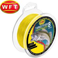 Fir WFT TF8 Rapitori Fluo Galben 7kg 0.10mm 150m