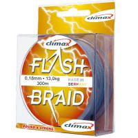 Fir textil Climax FIR FLASH BRAID GREY 100m 0.60mm 48kg