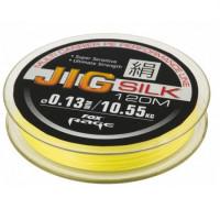 Fir Textil Fox Rage Jig Silk 13.8lb 6.12kg 0.10mm 120m