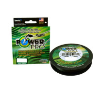 Fir textil PowerPro Moss Green 0.10mm 5.00Kg 135m