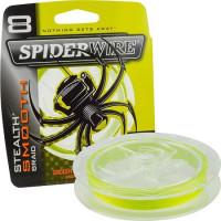 Fir textil Spiderwire Stealth Smooth 8 Galben 0.06mm 150m