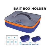 Geanta Colmic Orange Bait Box Holder