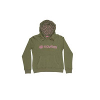Hanorac Navitas Womens Hoody Green XL