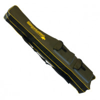 Husa Carp Hunter 2 Compartimente 100cm